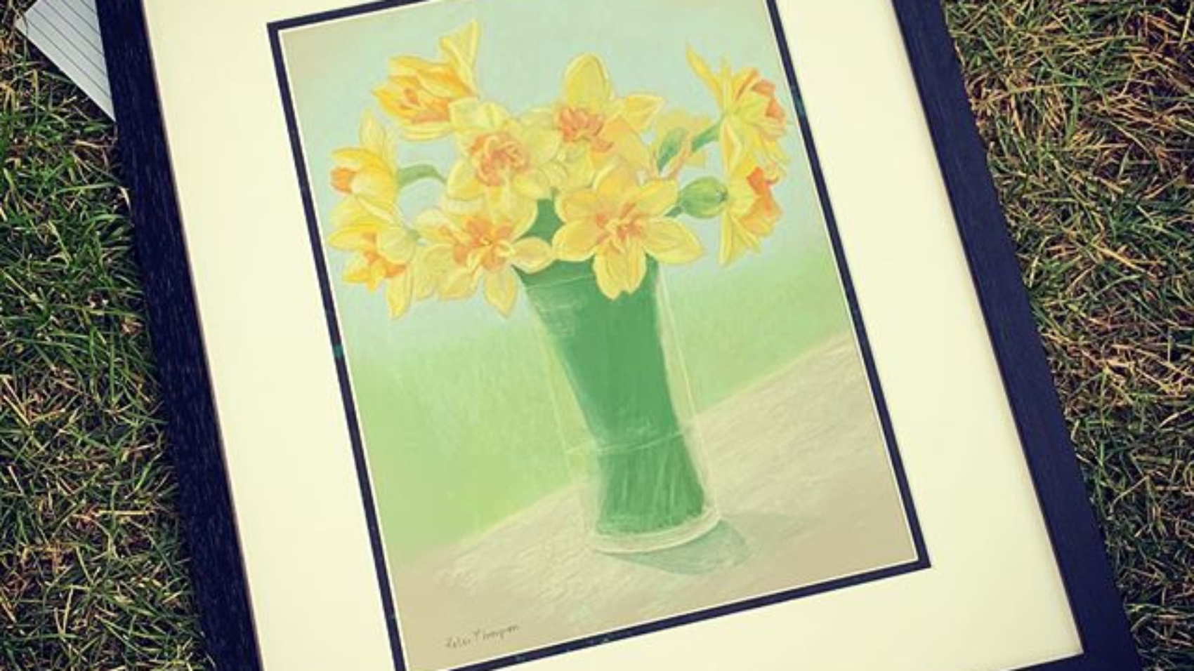 pastel_daffodil_frame